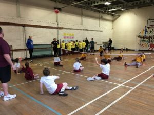 Sitting Volleyball 2