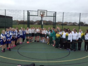 Primary netball league