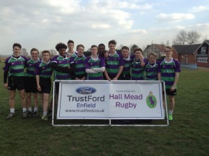 Hall Mead Rugby Referees