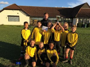 Tag Rugby Competition Winners