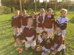 Tag Rugby Festival Winners